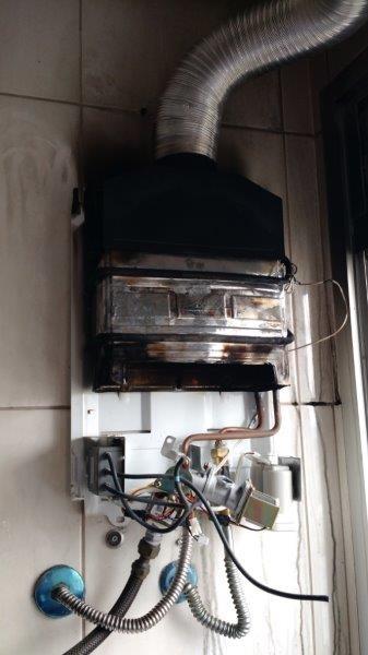 Conserto de aquecedores a gás em cotia