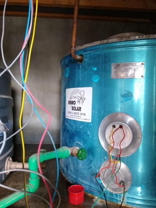 Assistencia tecnica de aquecedor elétrico