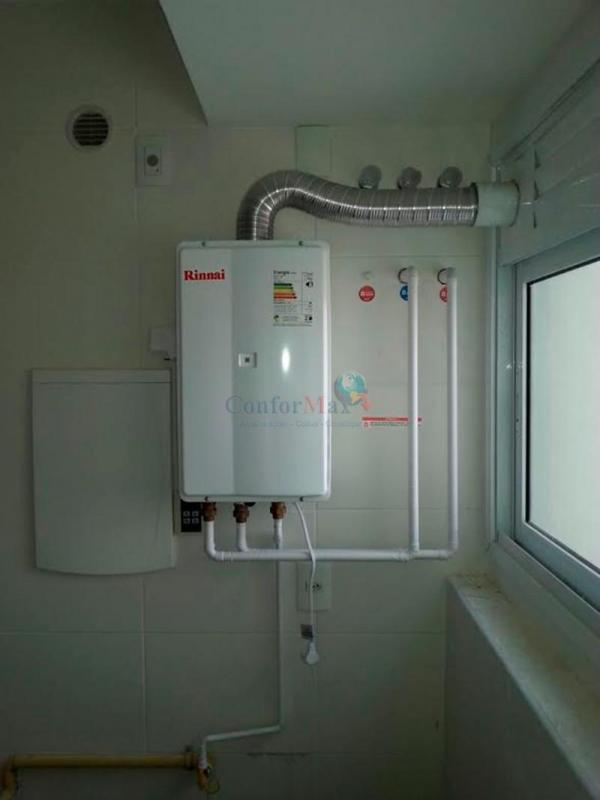Conserto de aquecedor a gas em santo andre