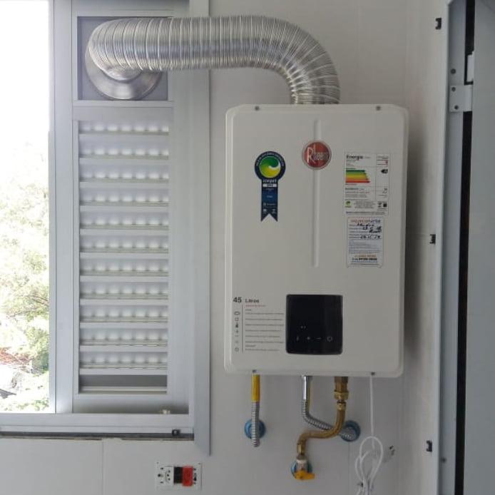 Conserto de aquecedor a gas zona leste