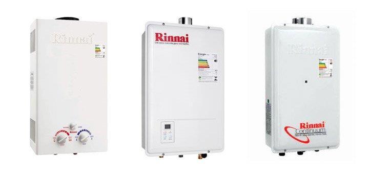 Conserto de aquecedores de água