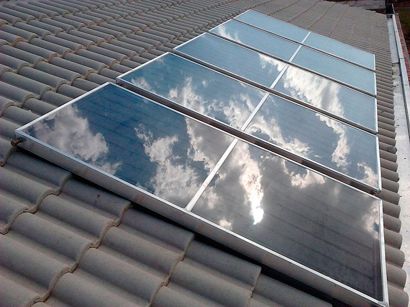 Empresa de instalação de aquecedor solar