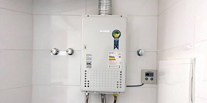 Instalação de aquecedor a gás preço