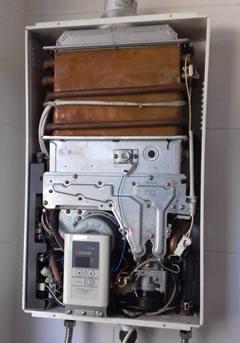 Manutenção de aquecedor a gas em barueri