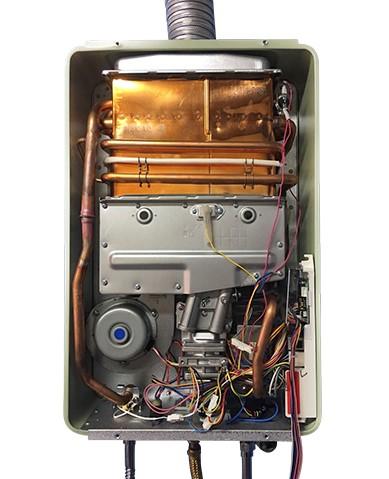 Manutenção aquecedor a gas osasco