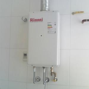 Manutenção de aquecedor a gas sjc