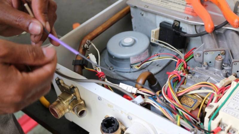 Manutenção de aquecedores a gas em são caetano do sul