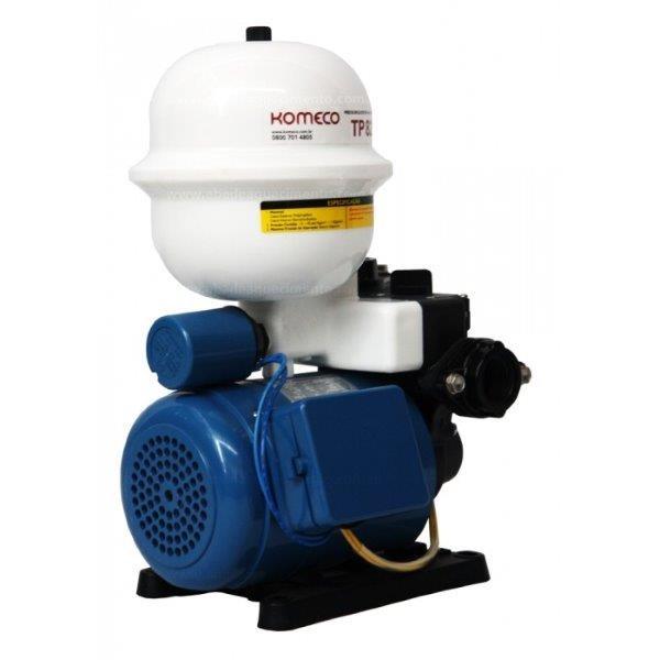 Manutenção pressurizador de água