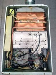 Manutenção preventiva de aquecedor a gas