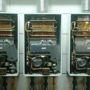 Assistência técnica de aquecedores